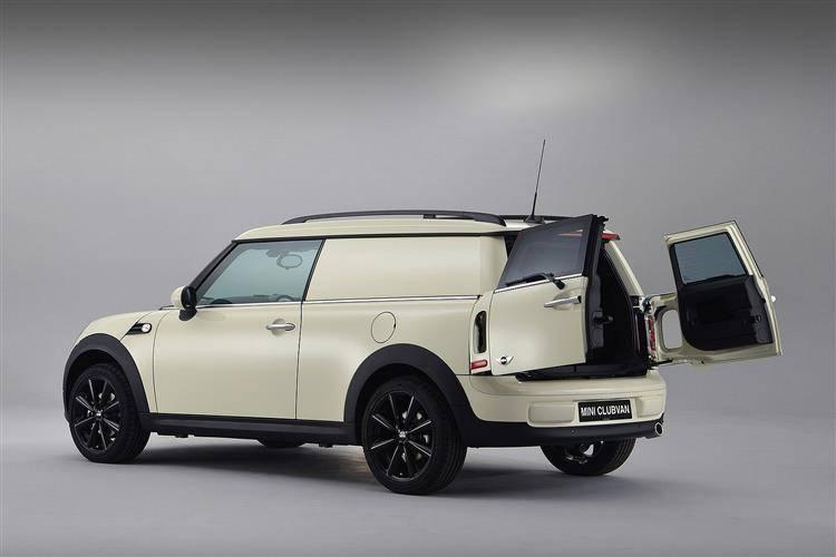 Mini Clubvan 2013 2015 Used Car Review Car Review Rac Drive