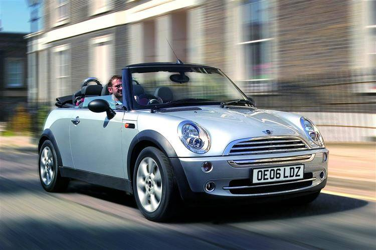 MINI Convertible (2004 - 2010) used car review