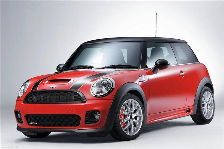 mini cooper s jcw hatch r56 2008 2014 used car review. Black Bedroom Furniture Sets. Home Design Ideas