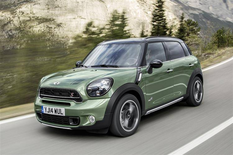 mini countryman 2010 2016 used car review car review. Black Bedroom Furniture Sets. Home Design Ideas