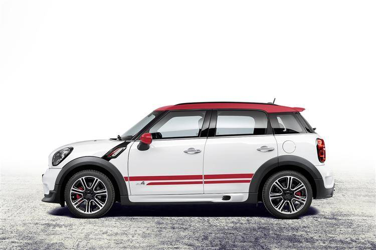 Mini Countryman John Cooper Works 2012 2016 Used Car Review