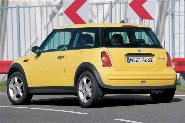 Mini One R50 2001 2006 Used Car Review Car Review Rac Drive