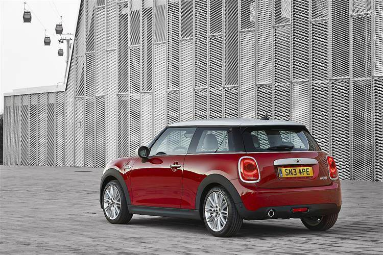 MINI 3-Door Hatch F56 (2014 - 2018) used car review