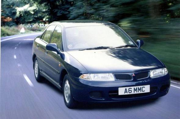 Mitsubishi Carisma (1995 - 2005) used car review