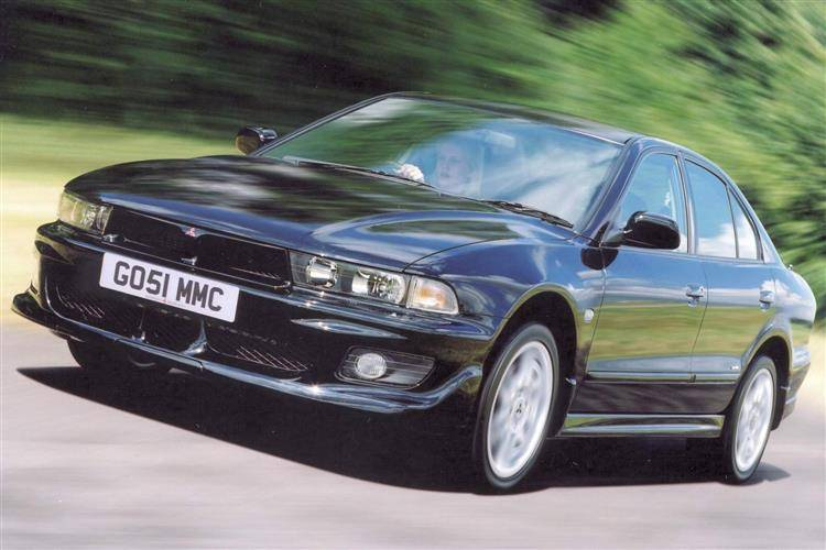 Mitsubishi Galant (1988 - 2003) used car review
