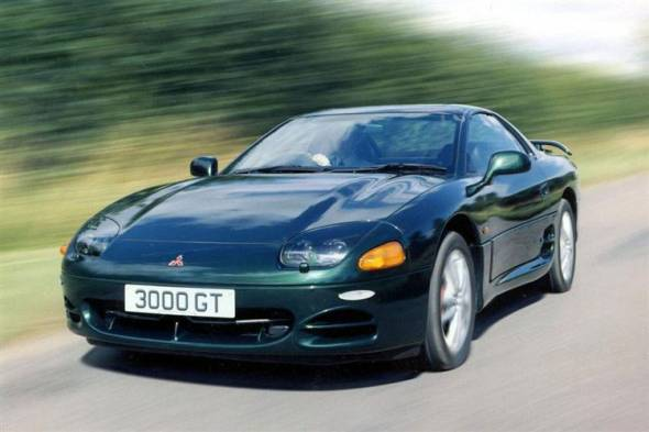 Mitsubishi 3000GT (1992 - 1999) used car review