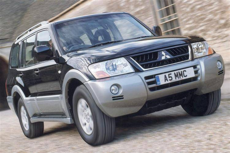 Mitsubishi Shogun (2000 - 2006) used car review