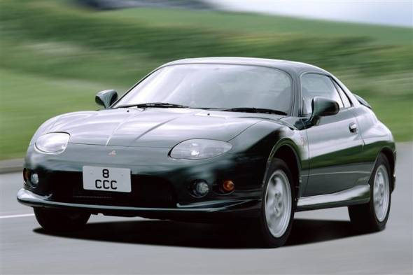 Mitsubishi FTO (1994 - 2005) used car review