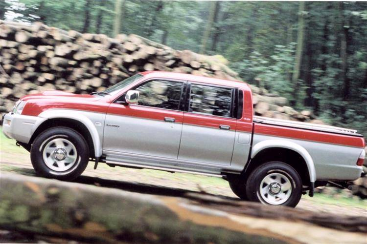 2004 mitsubishi triton review