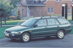 Mitsubishi Lancer Estate (1999 - 2001) used car review