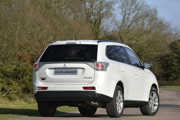 Mitsubishi Outlander (2013 - 2015) used car review | Car review