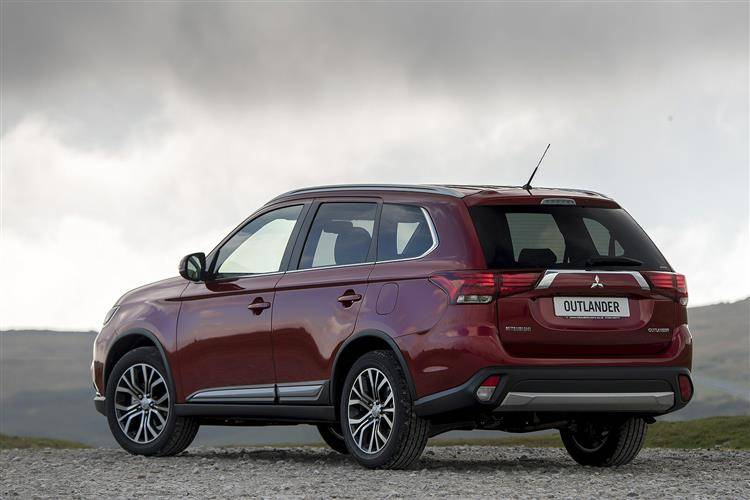 Mitsubishi Outlander (2015 - 2017) used car review