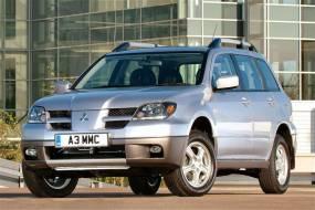 Mitsubishi Outlander (2003 - 2007) used car review