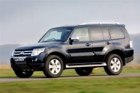 Mitsubishi Shogun (2007 - 2009) used car review