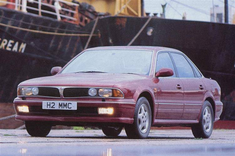 MitsubishiI Sigma (1991 - 1996) used car review