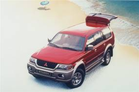 Mitsubishi Shogun Sport/Challenger (1998 - 2009) used car review