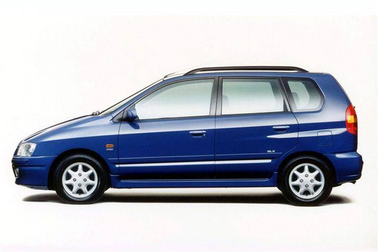 mitsubishi colt space star (1998 - 2002) used car review | car