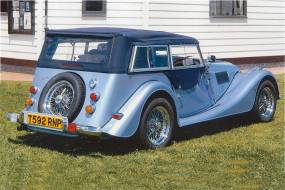 Morgan Range (1992 to date) used car review