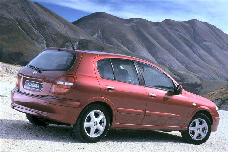 Nissan Almera (1995 - 2000) used car review