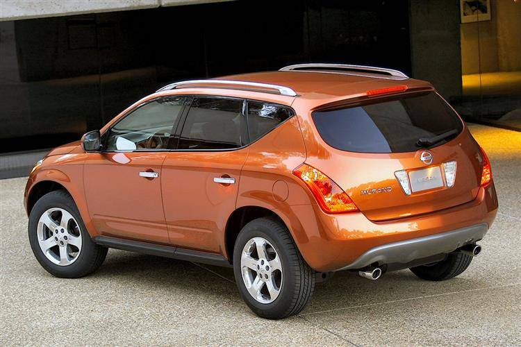 Nissan murano 2005 review