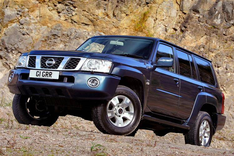 Nissan Patrol Gr Series 1998 2009 Used Car Review Car Review