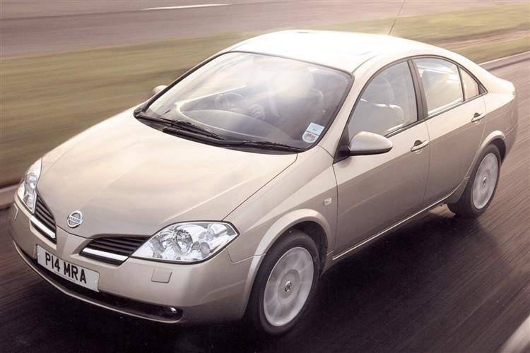Nissan Primera (2002 - 2007) used car review | Car review