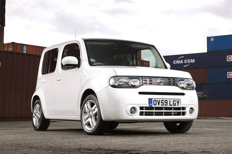 Nissan Cube 2009 2011 Used Car Review Car Review Rac