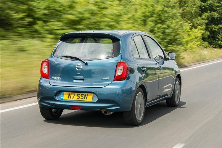 nissan micra 2013 2016 used car review car review rac drive. Black Bedroom Furniture Sets. Home Design Ideas