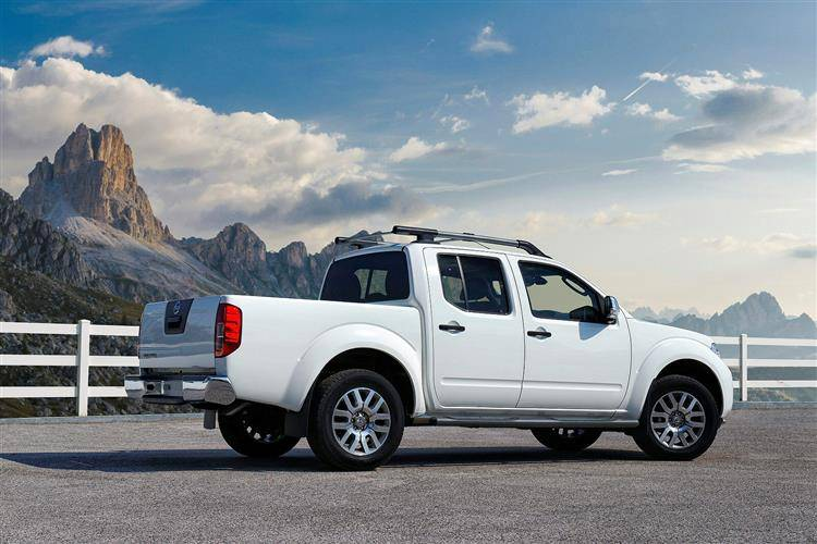 Nissan navara pick up 2010 2015 used car review car review nissan navara pick up 2010 2015 used car review sciox Gallery