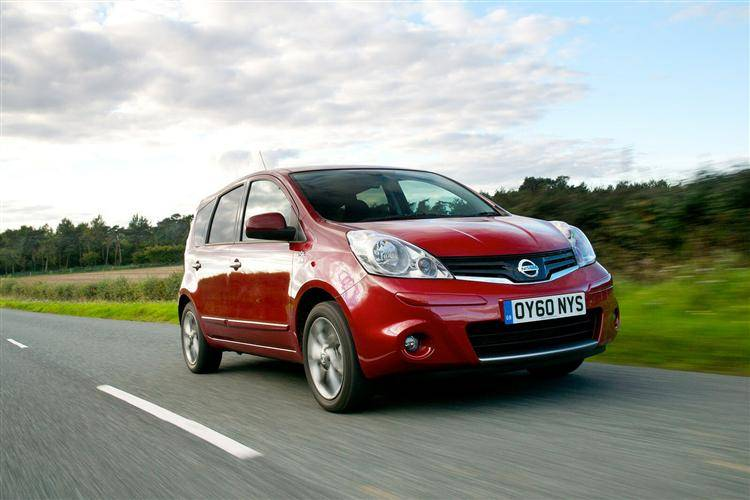 nissan note 2010 2013 used car review car review rac drive. Black Bedroom Furniture Sets. Home Design Ideas