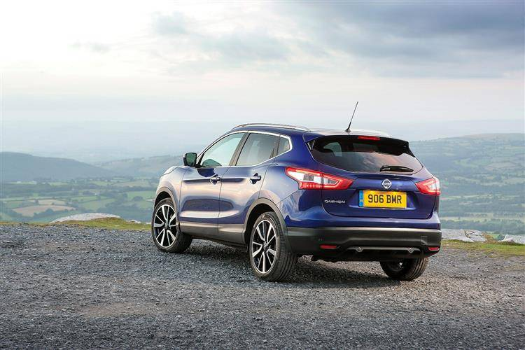 Nissan Qashqai (2014 - 2017) used car review | Car review