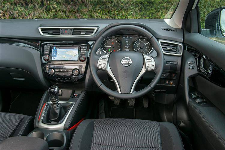Nissan Qashqai 2014 2017 Used Car Review Car Review Rac Drive