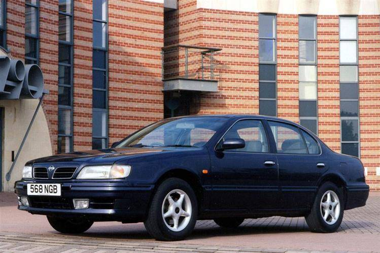 Delightful Nissan QX (1995   2003) Used Car Review