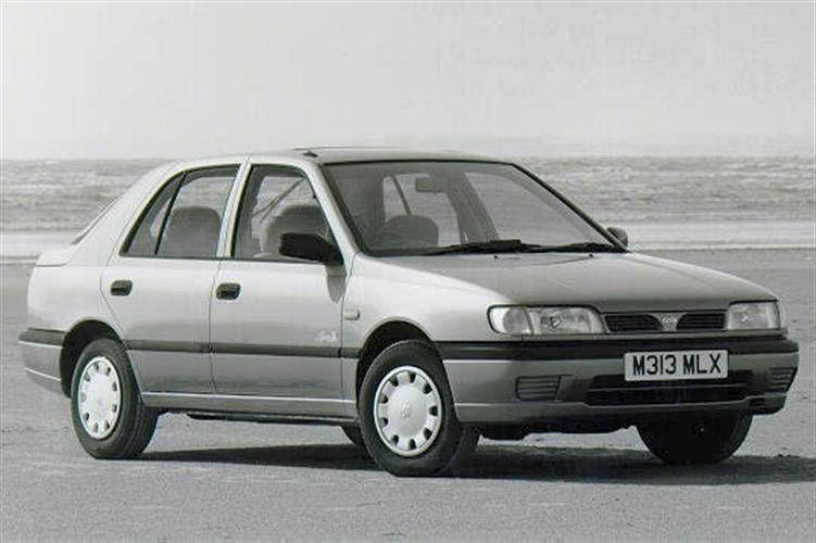 Nissan Sunny (1986 - 1995) used car review