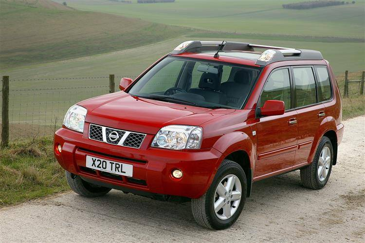 Nissan X-TRAIL (2001 - 2007) used car review
