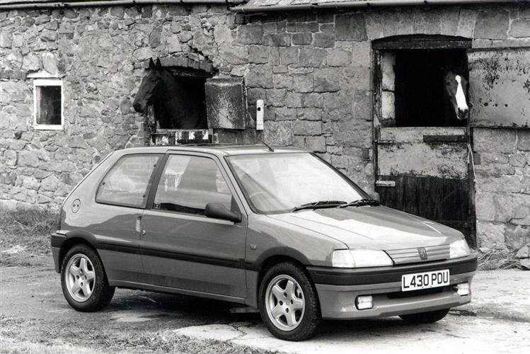 peugeot 106 1991 2003 used car review car review rac drive rh rac co uk Peugeot 202 New Peugeot 106