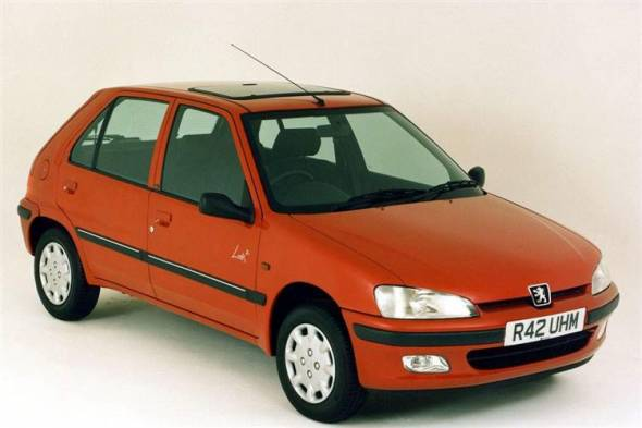 Peugeot 106 (1991 - 2003) used car review