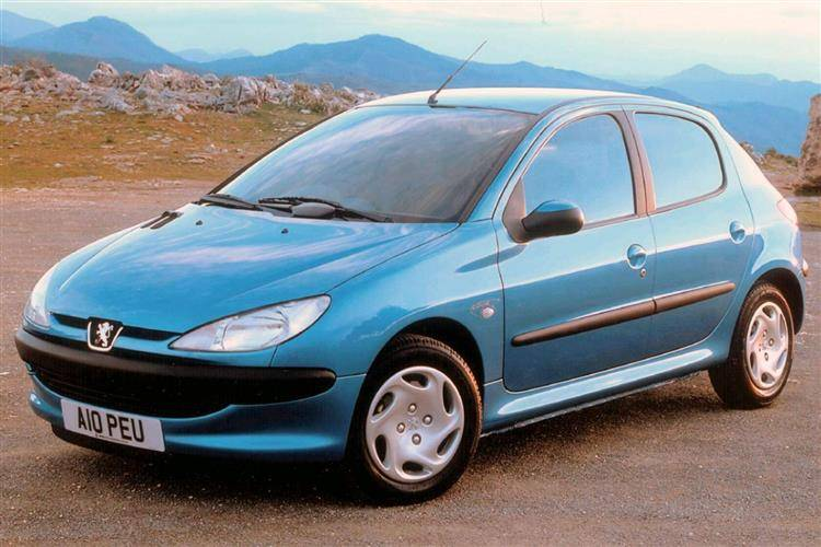 peugeot 206 1998 2009 used car review car review. Black Bedroom Furniture Sets. Home Design Ideas