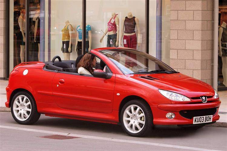 Peugeot 206 (1998 - 2009) used car review