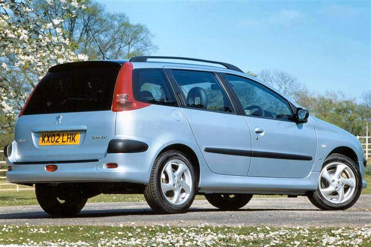 Peugeot 206 SW (2002 - 2006) used car review