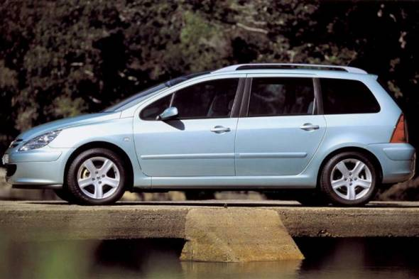 Peugeot 307 (2001 - 2007) used car review