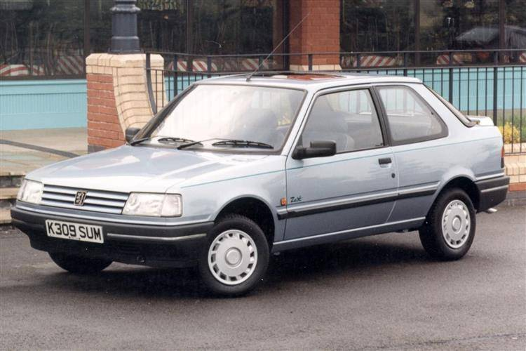 Used Old Peugeot Cars