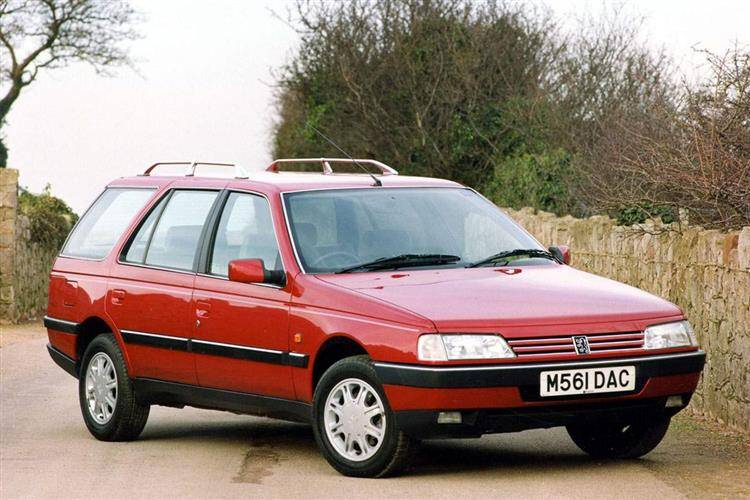 Peugeot 405 (1988 - 1997) used car review