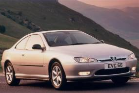 Peugeot 406 Coupe (1997 - 2003) used car review