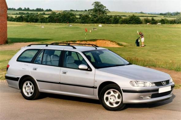 Peugeot 406 Estate (1999 - 2004) used car review