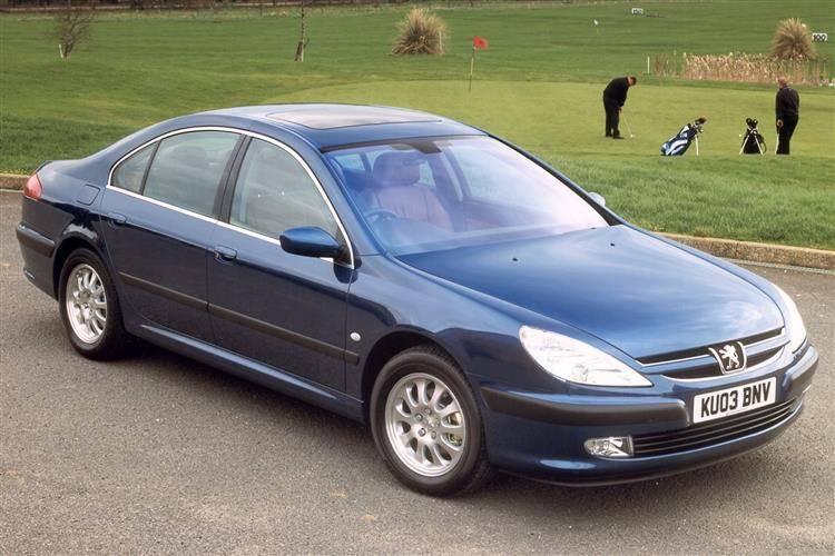peugeot 607 2000 2009 used car review car review rac drive rh rac co uk Peugeot 608 Peugeot 608