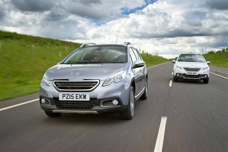 Peugeot 2008 (2013 - 2016) used car review