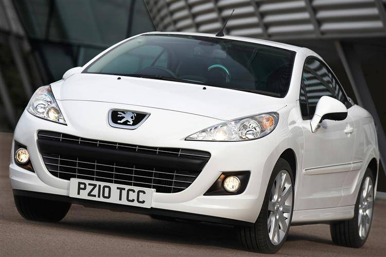 Peugeot 207 CC (2010 - 2014) used car review