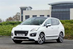 Peugeot 3008 HYbrid4 (2011 - 2016) used car review