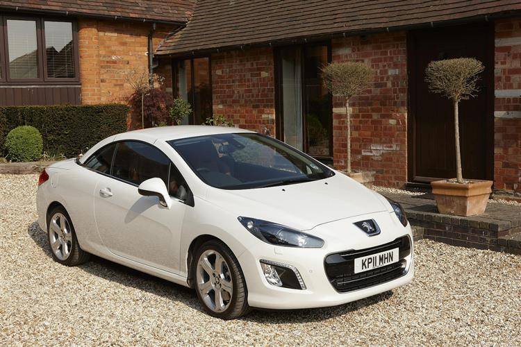 Peugeot 308 CC (2011-2014) used car review